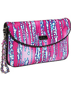 Isla Vista Beach Clutch by Beach Handbags