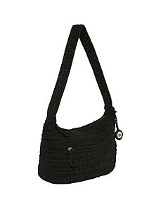 Casual Classics Crochet Small Hobo by The Sak