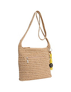 Casual Classics Crochet Crossbody by The Sak
