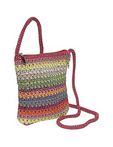 Classic Crochet Mini Crossbbody by The Sak