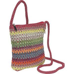 Classic Crochet Mini Crossbbody