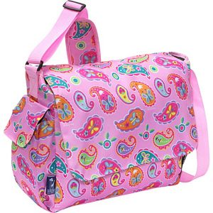 Olive Kids Paisley Diaper Bag
