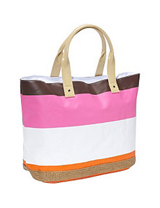 Polyester Beach Tote by Earth Axxessories