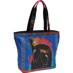 Embracing Horses Shoulder Tote