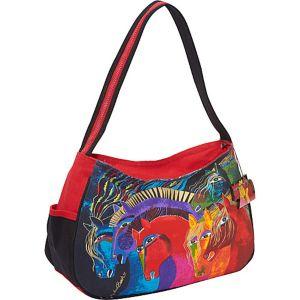 Wild Horses of Fire Hobo Bag