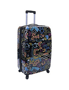 24' Allegra Hardside Spinner by Nicole Miller Luggage