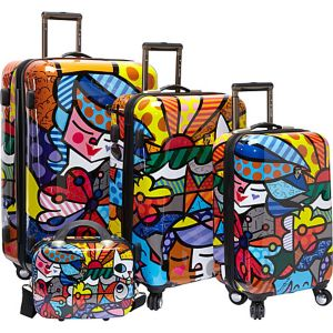 Garden 4 Piece Luggage Set