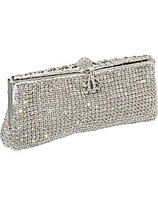 Elegannt Crystal Clutch by J. Furmani