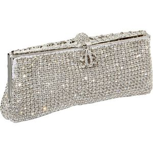 Elegannt Crystal Clutch