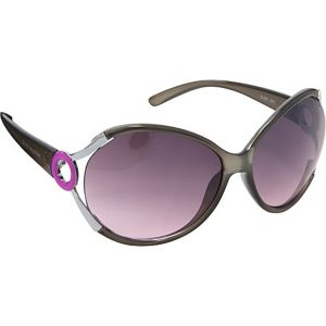 Round Vented Sunglasses