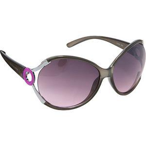 Round Vented Sunglasses
