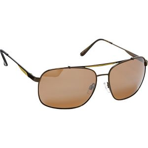 Polarized Rectangular With Spring Hinge Sunglasses