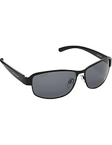 Polarized Combo Frame Sunglasses by Steve Madden Sunwear