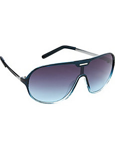 Metal Aviator Sunglasses by Steve Madden Sunwear
