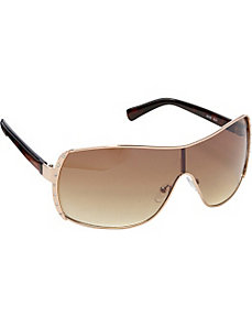 Stone Detailed Sunglasses by Steve Madden Sunwear