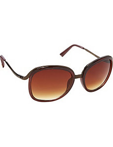 Retro Glam Sunglasses by Jessica Simpson