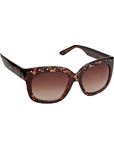 Oversized Retro Sunglasses by Jessica Simpson Sunwear