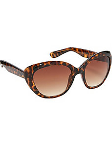 Color Fade Cat Eye Sunglasses by Jessica Simpson