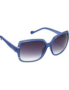 Oversized Square Sunglasses by Jessica Simpson Sunwear