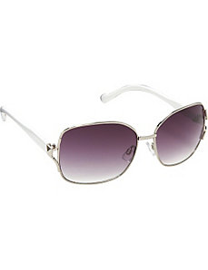 Rectangular Square Sunglasses by Jessica Simpson Sunwear