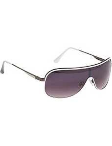 Metal With White Epoxy Sunglasses by Rocawear Sunwear