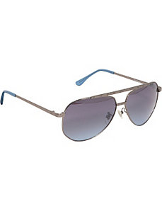 Aviator with Metal Rivets Sunglasses by Rocawear Sunwear