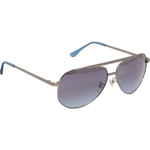 Aviator with Metal Rivets Sunglasses