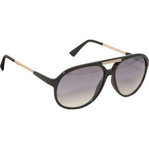 Plastic Aviator Sunglasses