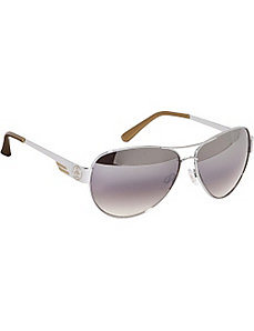 Aviator With Epoxy Detail Sunglasses by Rocawear Sunwear