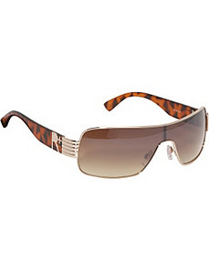 Metal Shield Sunglasses by Rocawear Sunwear