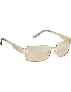 Metal Rectangular Sunglasses by Rocawear Sunwear
