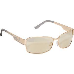 Metal Rectangular Sunglasses