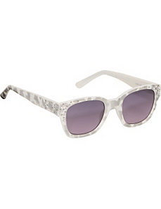 Embellished Retro Sunglasses by Rocawear Sunwear