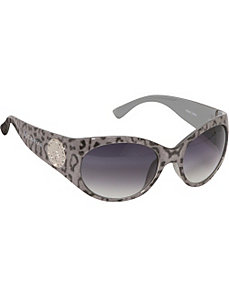 Oval Glam Sunglasses by Rocawear Sunwear