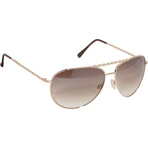 Twisted Metal Aviator Sunglasses