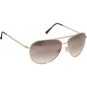 Twisted Metal Aviator Sunglasses