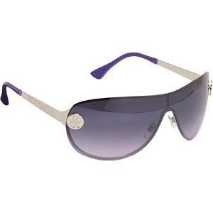 Back Frame Shield Sunglasses