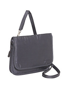 Safe ID Expandable Cross-body Bag RFID Blocking by Travelon