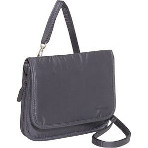 Safe ID Expandable Cross-body Bag RFID Blocking