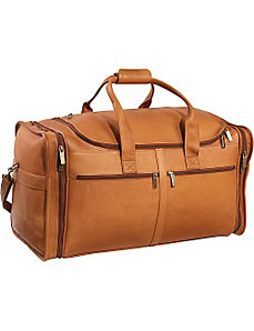 Classic Cabin Duffel by Le Donne Leather