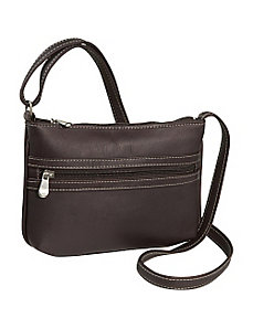 City Crossbody Bag by Le Donne Leather