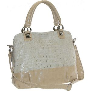 Brandy Tall Satchel