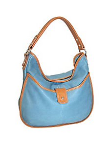 Top Zip Hobo by Nino Bossi