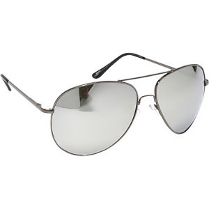 Fashion Oversized Aviator Sunglasses Mirror Reflec