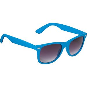 Wayfarer Sunglasses Blue Special Rubber Touch Fini