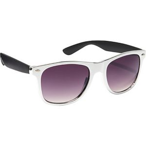Stylish Wayfarer Sunglasses in Rubber Soft Touch