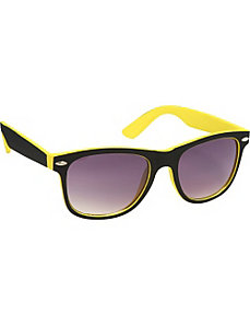 Wayfarer Stylish Sunglasses in Soft Rubber Touch C by SW Global Sunglasses