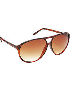 Stylish Shield Sunglasses in Soft Rubber Touch Coa by SW Global Sunglasses