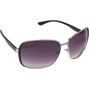Urban Stylish Square Sunglasses in Metal Frame