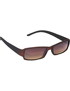 Classic Rectangle Sunglasses by SW Global Sunglasses